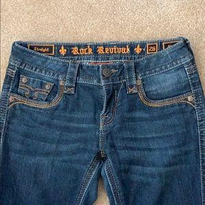 Rock Revival Jeans - Size 26 Rock Revival Jeans
